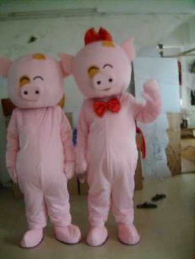 Cartoon Clothing Animal Costume Role Play Dolls Walking Piggy Wedding Supplies Mascot Costume