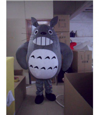Cartoon Fashion Show Props Amusement Park Costume Stage Clothing Children Photography Clothing Chinchilla Mascot Costume