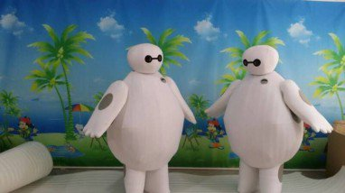 2015 Best Marines White Cartoon Doll Clothing Cartoon Show Clothing Cartoon Characters Show Mascot Costume