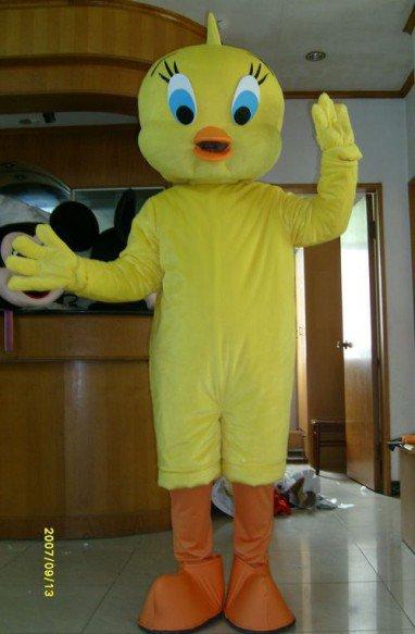 Adult Clothing Plush Chick Cartoon Chick Clothing Walking Cartoon Props Mascot Costume