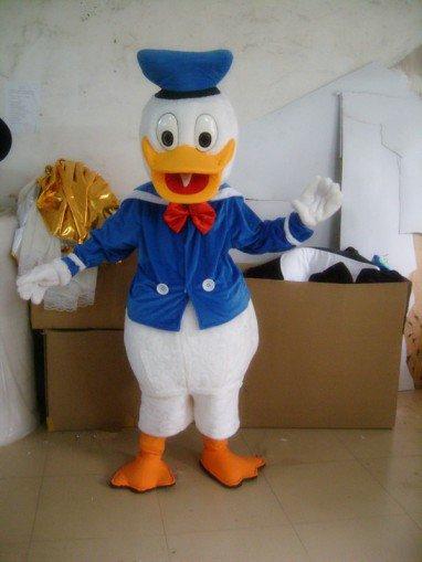 Donald Duck Cartoon Costumes Cartoon Clothing Cartoon Walking Doll Clothing Cartoon Show Celebration Mascot Costume