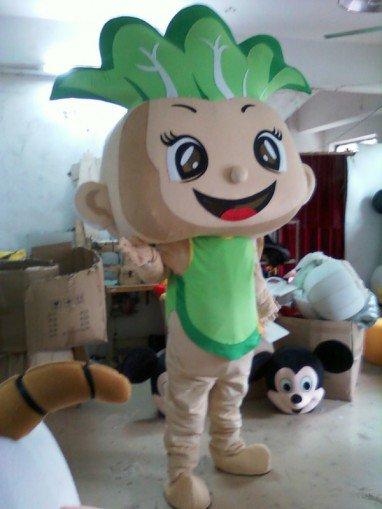Vegetables Cabbage Cartoon Costumes Cartoon Clothing Cartoon Walking Doll Halloween Costume Props Mascot Costume