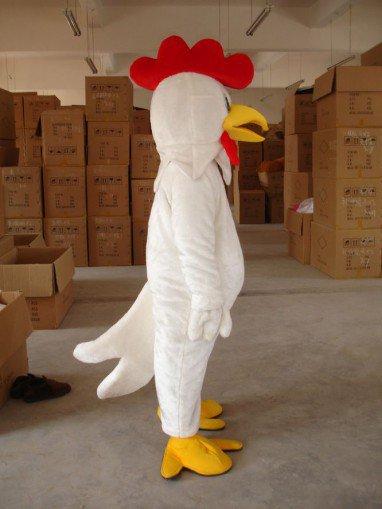 Zodiac Chicken Cartoon Doll Clothing Cartoon Props Cartoon Clothing Playful Chicken Mascot Costume