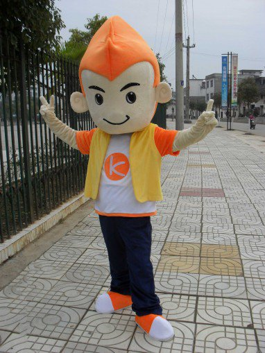 Boy Cartoon Doll Clothing Cartoon Walking Doll Clothing Cartoon Show Clothing Doll Clothes Corporate Mascot Mascot Costume