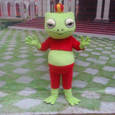 Cartoon Doll Clothing Cartoon Walking Doll Clothing Cartoon Show Clothing Cartoon Frog Doll Doll Clothes Mascot Costume