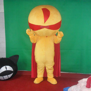 Mascot Cartoon Doll Clothing Cartoon Walking Doll Clothing Doll Clothing Cartoon Show Convincing Mascot Costume