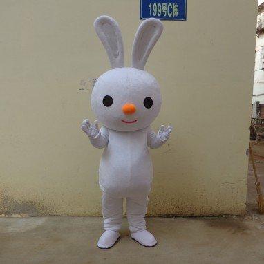 Rabbit Cartoon Doll Clothing Cartoon Walking Doll Clothing Cartoon Show Clothing Bunny Cartoon Dolls Clothing Mascot Costume