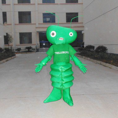 Animal Series Cricket Cartoon Doll Clothing Cartoon Walking Doll Clothing Cartoon Dolls Dolls Props Mascot Costume