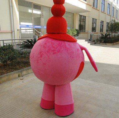 Buck-toothed Rabbit Pig Cartoon Dolls Walking Cartoon Doll Clothing Doll Clothing Props Publicity Props Mascot Costume