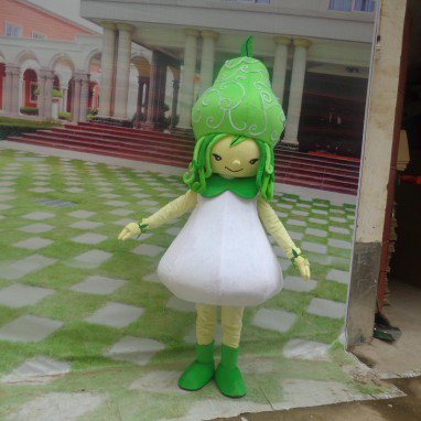 Cartoon Doll Clothing Cartoon Gourd Plant Cartoon Walking Doll Clothing Cartoon Show Clothing Doll Clothes Mascot Costume
