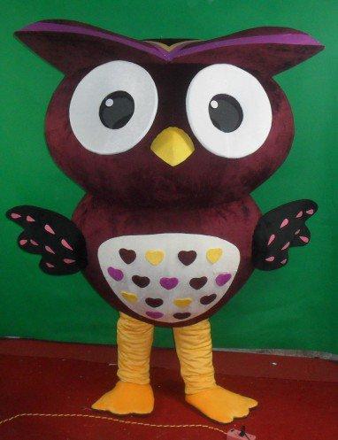 Owl Cartoon Doll Clothing Doll Clothing Cartoon Walking Doll Cartoon Props Corporate Mascot Dolls Mascot Costume
