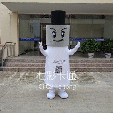 Cartoon Doll Clothing Performances Props To Promote Its Corporate Mascot Cartoon Mascot Dolls Mascot Costume