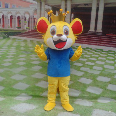 The Lion King Cartoon Doll Clothing Cartoon Walking Doll Clothing Cartoon Show Clothing Cartoon Dolls Doll Clothing Mascot Costume