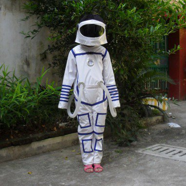 Cartoon Doll Clothing Cartoon Walking Doll Clothing Doll Props Spacesuit Figure Series Mascot Costume