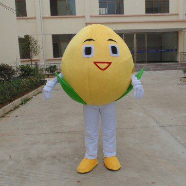 Rice Corn Plants Cartoon Doll Clothing Doll Clothing Corporate Mascot To Promote Its Props Mascot Costume