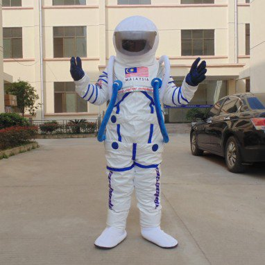 Spacesuit Spacesuits Adult Doll Clothing Performance Clothing Props Promotional Activities Mascot Costume