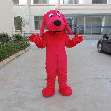 Animal Cartoon Dog Plush Cartoon Doll Clothing Doll Clothing Cartoon Animal Costume Props Mascot Costume