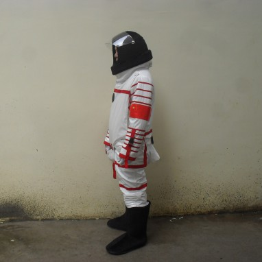 Cartoon Doll Clothing Spacesuit Spacesuits Astronauts of Shenzhou Clothing Performance Props Mascot Costume