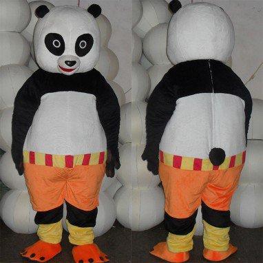 Kung Fu Panda Cartoon Doll Clothing Cartoon Walking Doll Clothing Cartoon Show Clothing Doll Clothes Mascot Costume