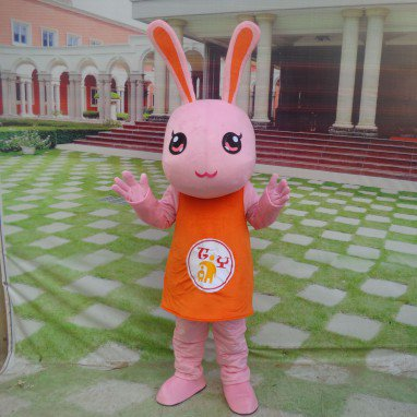 Mascot Cartoon Doll Clothing Cartoon Walking Doll Clothing Cartoon Show Clothing Rabbit Doll Clothing Mascot Costume
