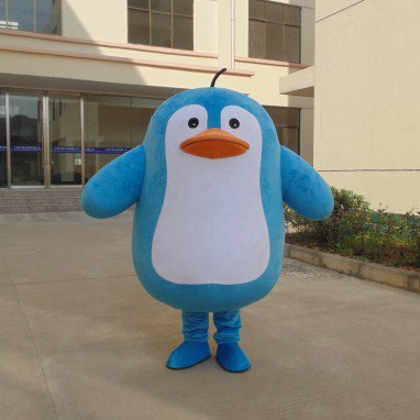 Penguin Cartoon Dolls Doll Clothing Large Doll Doll Cartoon Mascot Performance Props Mascot Costume