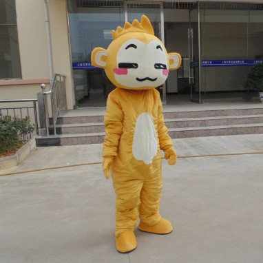 Youxihou Cartoon Doll Costume Show Props Walking Dolls Advertising Clothing Mascot Costume