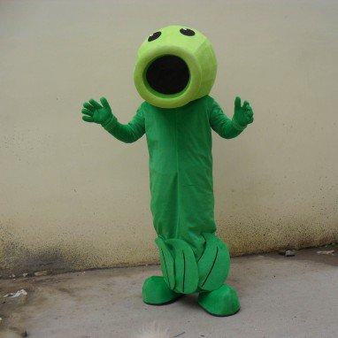 Zombies Plants Cartoon Doll Clothing Cartoon Walking Doll Clothing Props Peas Mascot Costume