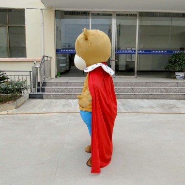 Easily Bear Lazy Bear Cute Cartoon Doll Clothing Cartoon Costumes Cartoon Costumes Mascot Costume