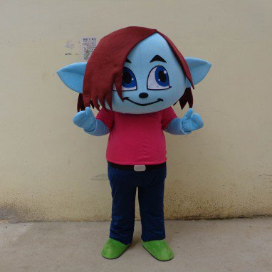 Film and Television Animation Cartoon Characters Cartoon Walking Doll Clothing Doll Clothing Cartoon Show Clothing Doll Clothes Mascot Costume