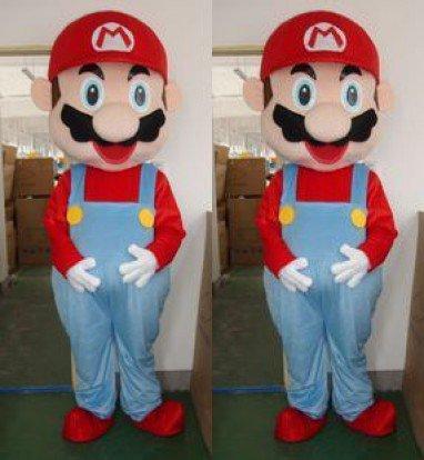 Manufacturers Cartoon Doll Clothing Doll Clothing Cartoon Clothing Grade Level Mary Mario Mascot Costume