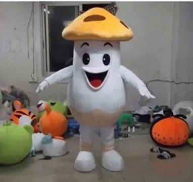 Manufacturers Cartoon Doll Clothing Cartoon Doll Clothing Doll Clothing Mushrooms Mushrooms Mascot Costume