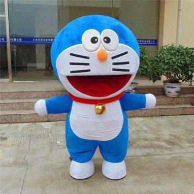 Manufacturers Cartoon Doll Clothing Doll Clothing Cartoon Bulk Jingle Cats Mascot Costume