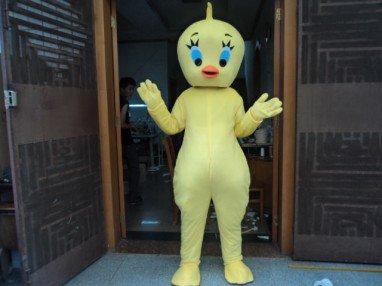 2014 Cartoon Doll Clothing Cartoon Duck Costume Dress Stage Clothing Mascot Costume
