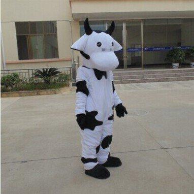 Cows Cartoon Doll Clothing Cartoon Walking Doll Clothing Cartoon Show Clothing Doll Clothes Cute Cows Mascot Costume
