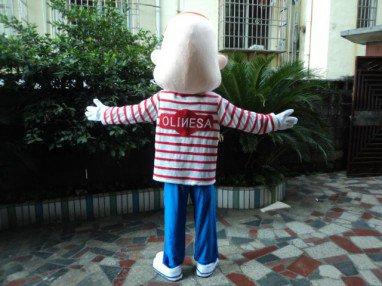 Ory Boy Cartoon Doll Clothing Cartoon Dolls Walking Cartoon Doll Clothing Cartoon Doll Performances Props Mascot Costume