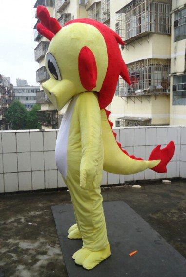 Cartoon Doll Clothing Cartoon Dolls Walking Cartoon Doll Clothing Cartoon Doll Performances Props Rhino Mascot Costume
