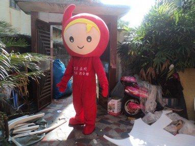 Cartoon Doll Clothing Plush Toys Dolls Walking Cartoon Doll Clothing Cartoon Show Props Mascot Costume