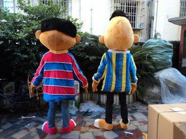 Cartoon Doll Clothing Plush Toys Dolls Walking Cartoon Doll Clothing Cartoon Characters Show Props Mascot Costume