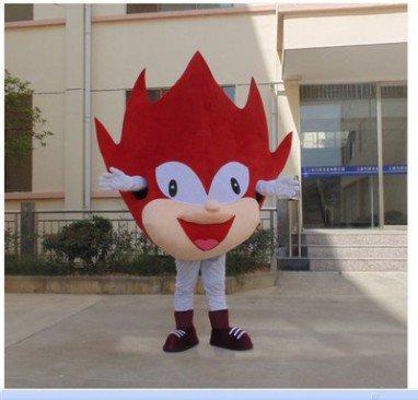 Corporate Mascot Cartoon Dolls Walking Cartoon Dolls Clothing Maple Clothing Performance Clothing Mascot Costume