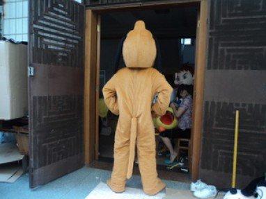 Goofy Cartoon Walking Doll Clothing Doll Clothing Cartoon Show Costumes Mascot Costume