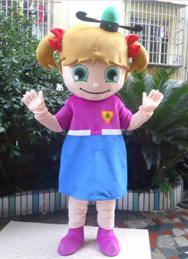 Independent Girl Cartoon Doll Clothing Cartoon Doll Clothing Cartoon Dolls Walking Cartoon Doll Clothing Show Mascot Costume