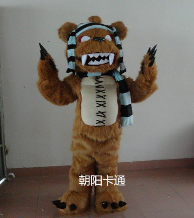 Limited KT060 KT0660 Cartoon Doll Costume Fashion Show Walk Movie Monsters Mascot Costume