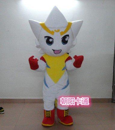 Cartoon Clothing Cartoon Walking Doll Clothing Cartoon Dolls Animal Shows White People Mascot Costume