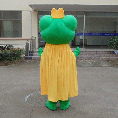 Animal Frog Cartoon Doll Clothing Cartoon Walking Doll Clothing Cartoon Show Clothing Doll Dress Mascot Costume