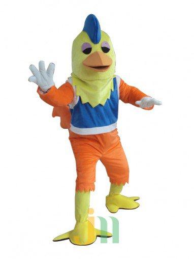Cartoon Doll Cartoon Chicken Sluggish Walking Doll Clothing Hedging Sluggish Chicken Mascot Costume