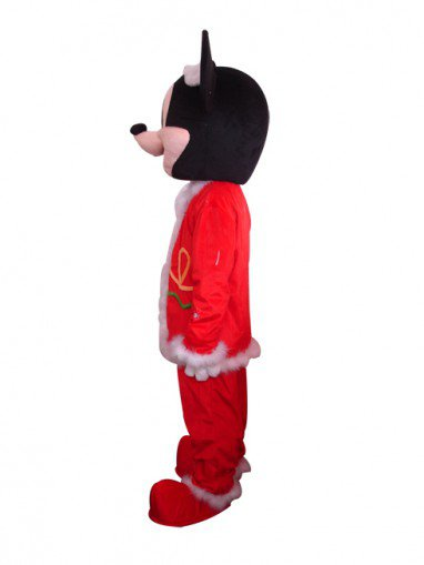 Cartoon Version of Mouse Mice Doll Cartoon Walking Doll Clothing Hedging Mouse Mice Mascot Costume