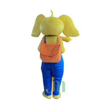 Elephant Cartoon Doll Cartoon Walking Doll Clothing Hedging Cute Elephant Mascot Costume