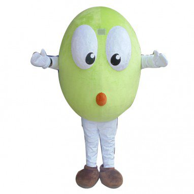 Big Eyes Cartoon Walking Doll Clothing Doll Cartoon Egg Hedging Bigeye Eggs Mascot Costume