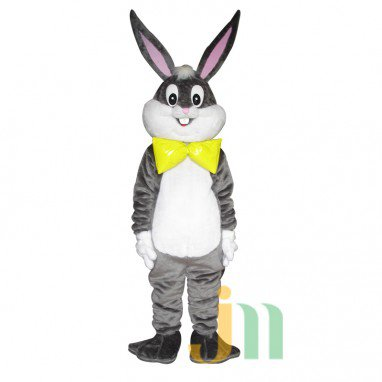 Bugs Bunny Costume Cartoon Doll Cartoon Walking Doll Hedging Bugs Bunny Mascot Costume