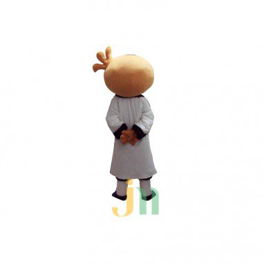 Cartoon Doll Kung Fu People Walking Doll Cartoon Clothing Sets Tougong Mrs. Mascot Costume